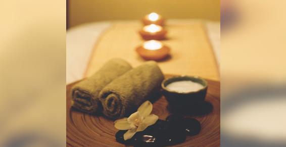 Soins du corps relaxant, nettoyant, ou même amincissant
