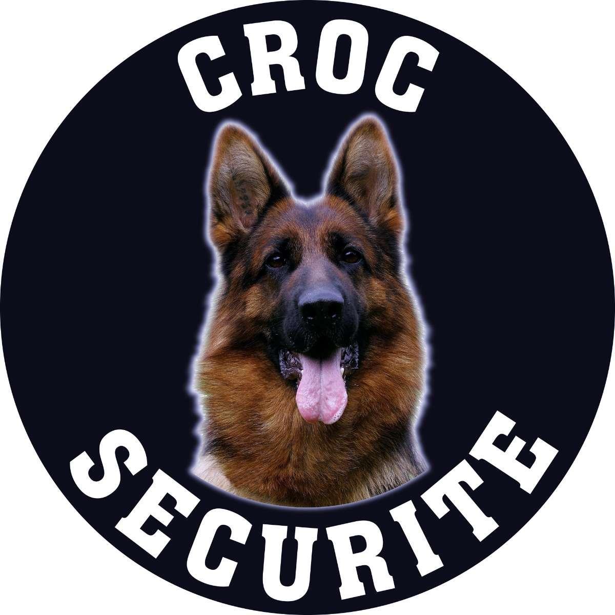 Maître-chiens de l'entreprise de sécurité Croc Sécurité à Baignes (16)