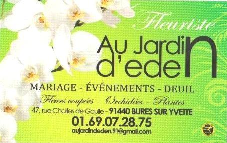 carte visite Bures Sur Yvette