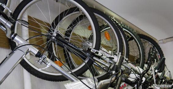 Vente de vélos : VTT, route, enfants, femmes, électriques
