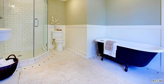 Création et rénovation de salles de bains en Loire Atlantique (44)