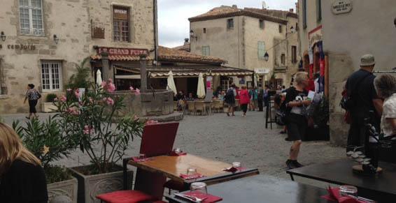 L'Escargot est ouvert toute l'année, 7j/7, à Carcassonne