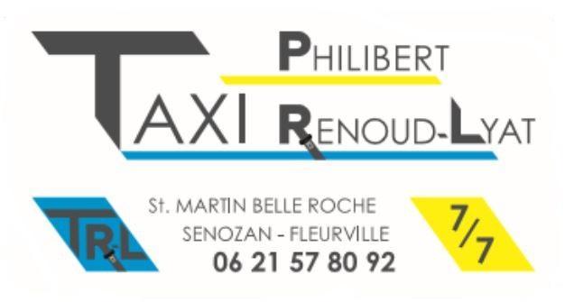 Taxi Philibert Renoud-Lyat