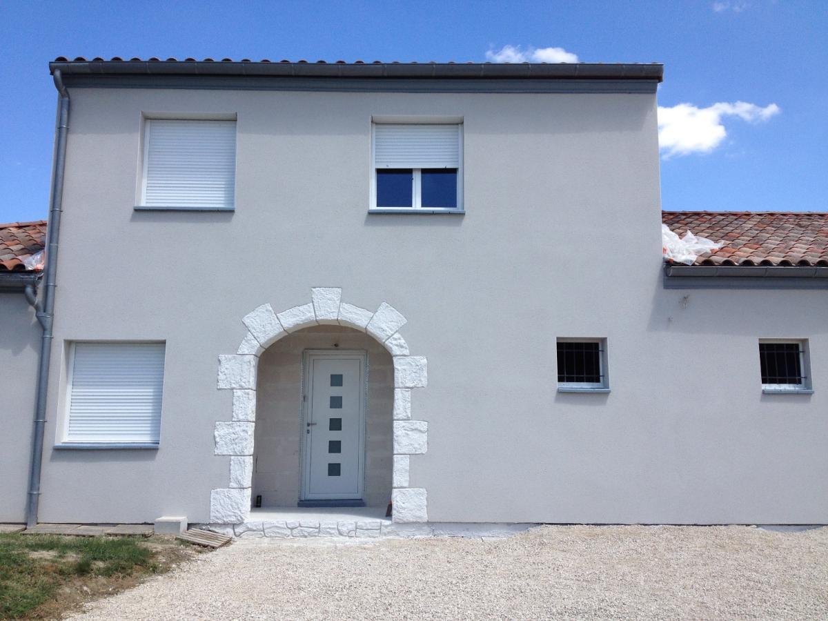 Ravalement de façades Lorenzo Project Montauban (82)
