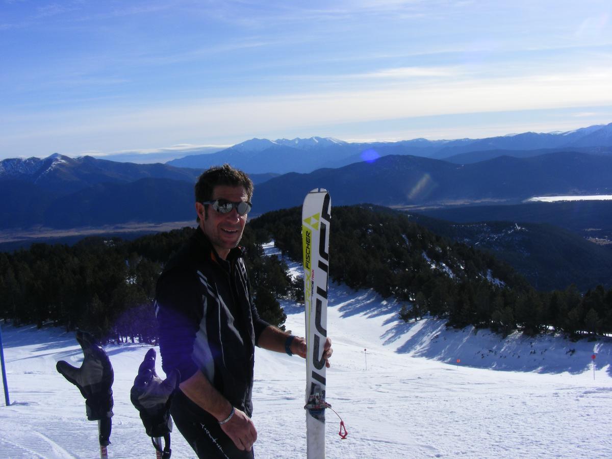 location ski de rando le mouflon les monts d'olmes