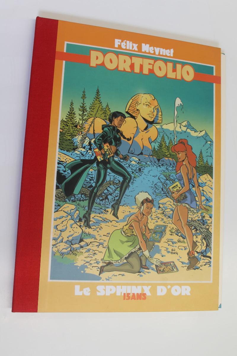 Porte Folio 170 exemplaires Meynet : 200 euros