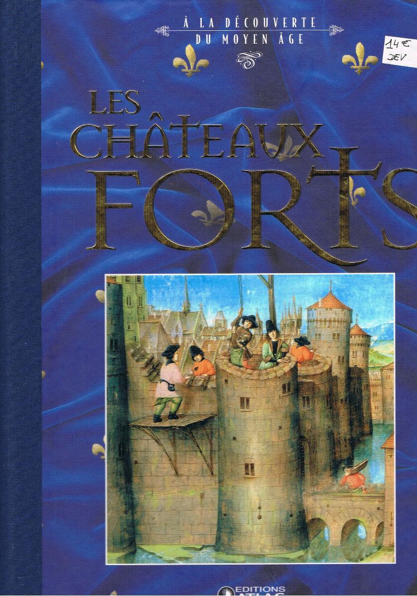 Livres Château fort 15 euros