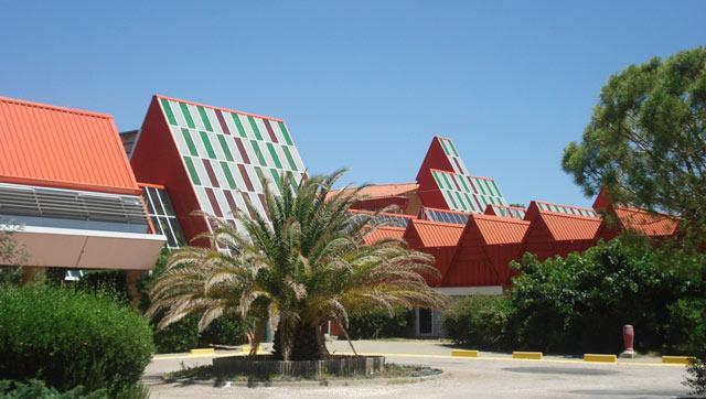 Enseignement 2 - Réhabilitation du Lycée Agricole de Théza 66200