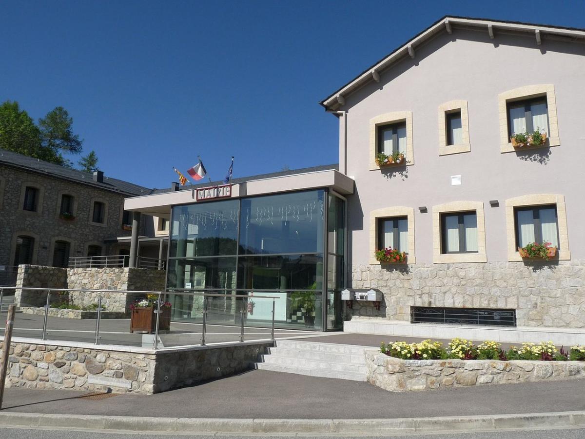 Tertiaire 2 - Restructuration Mairie de Bolquère 66210