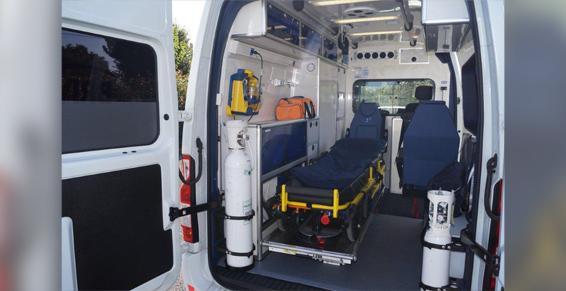 Ambulance de Secours et de Soins d'Urgence