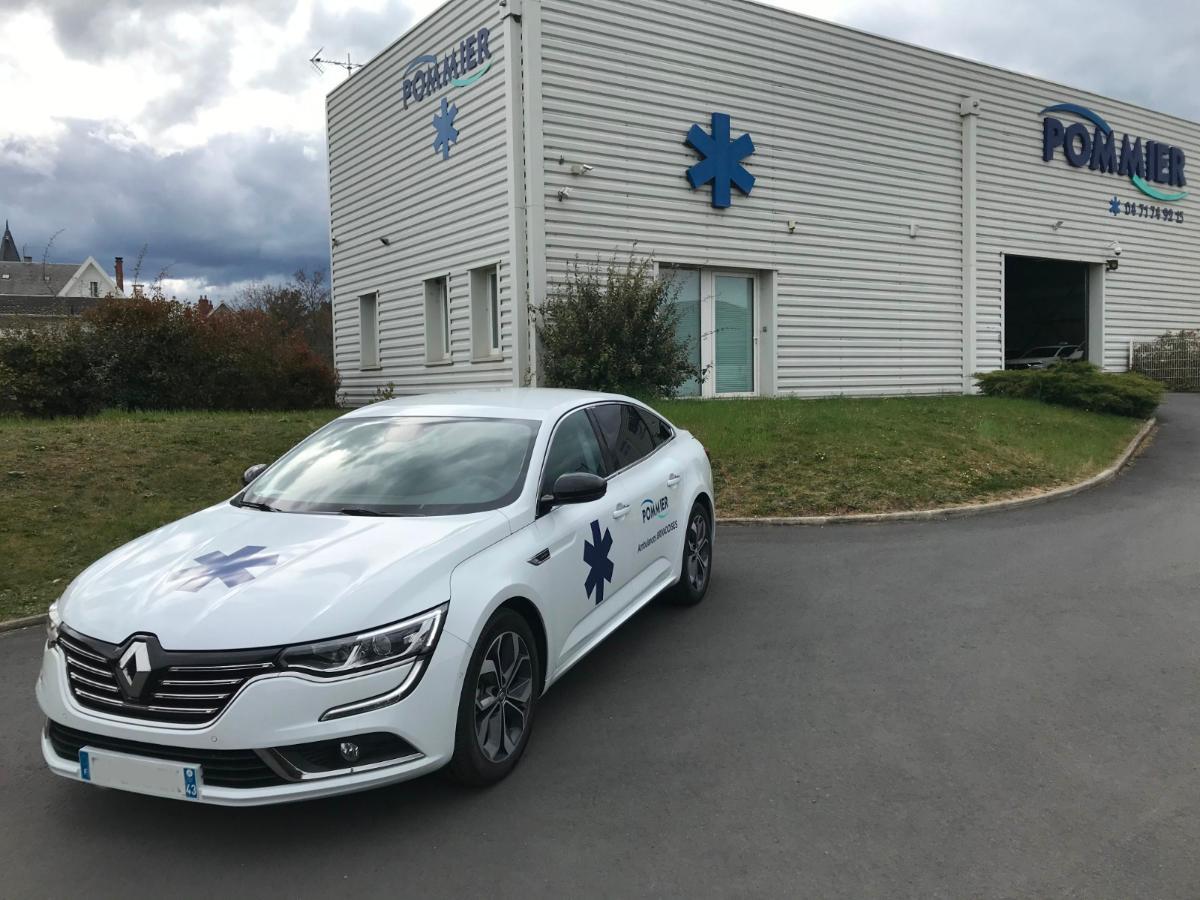 Ambulances Brivadoises VSL  BRIOUDE