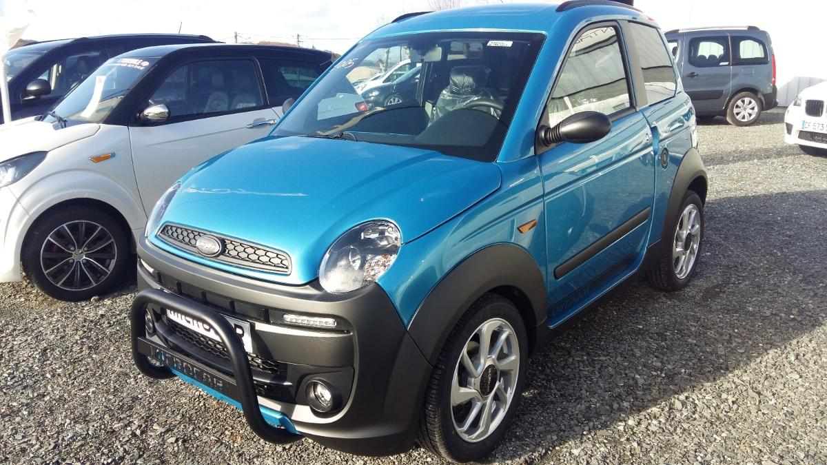 Microcar M.GO 4 Outdoor3