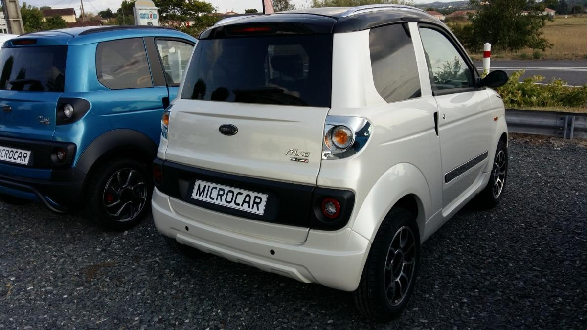 Microcar M.GO 4 Premium4