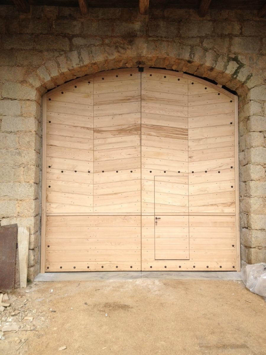 Chaque porte est protégée