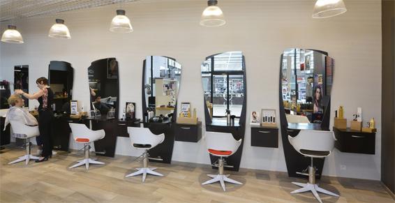 Coiffeurs - Salon de coiffure
