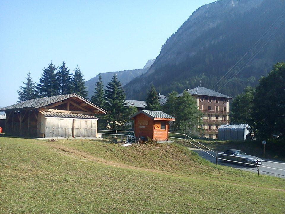 Le Ranch de L'Ancolie en Savoie (73
