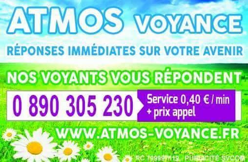 Voyance En Direct & Atmos Voyance