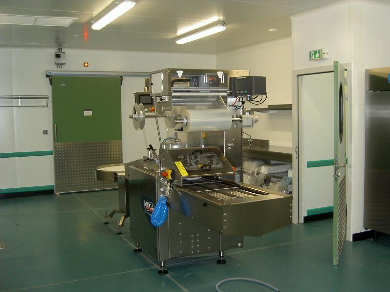 Cuisines et laboratoires