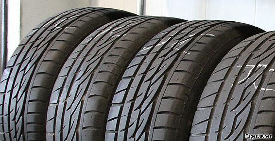 Vente de pneus - Amiens - Eco Pneus