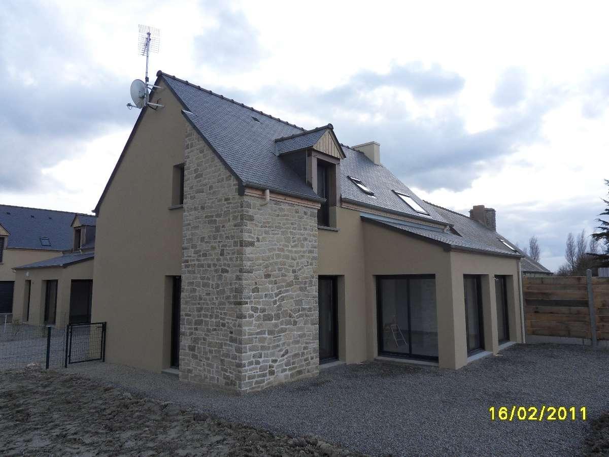 Travaux de maçonnerie et de rénovation immobilière près de Rennes