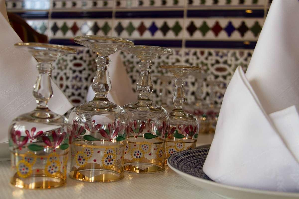 Nous vous accueillons La Tour du Maroc Villebon-sur-Yvette Essonne