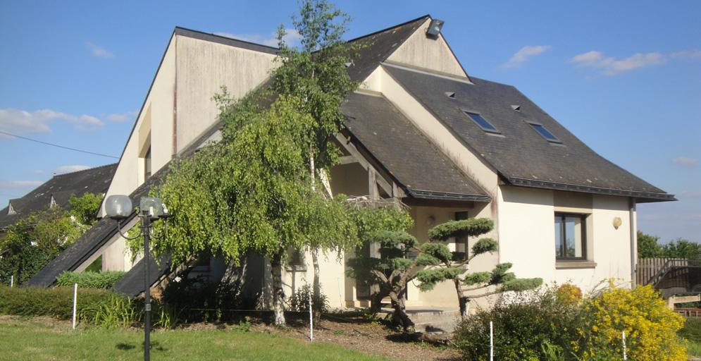 Couverture et charpente à Fontaine-Millon
