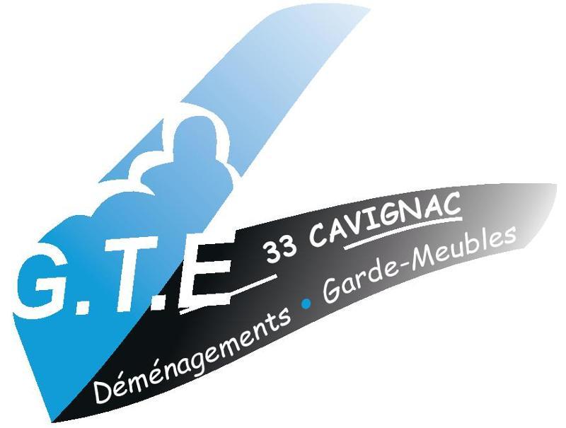 Logo G.T.E Déménagements