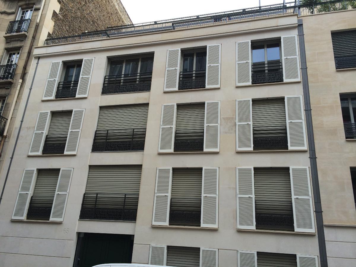 Résidence Laennec (Rue de Sèvres, Paris )