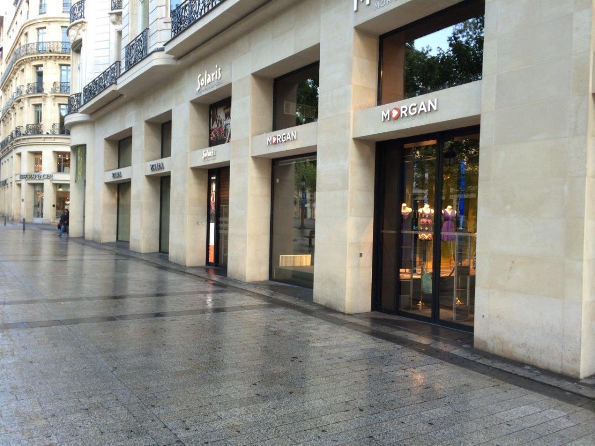 Boutiques Champs-Elysées (Paris)