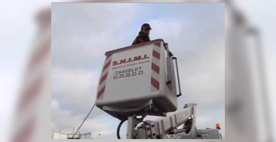 Nettoyage - Engin de levage à Épinal (88)