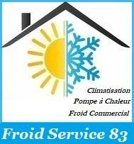 Logo Froid Service 83