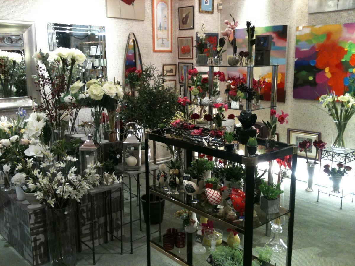 Clément Encadreur vous invite à découvrir ses décorations florales