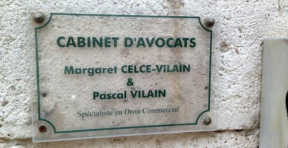 Celce Vilain Margaret à Orléans - Avocats