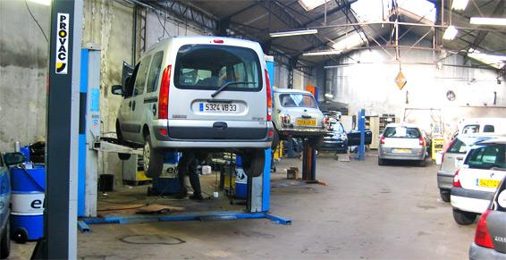 Garage Gramond, votre atelier automobile à Bordeaux