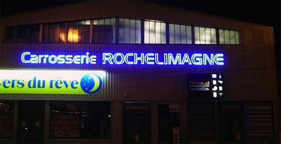 Carrosserie Rochelimagne - Le Puy-en-Velay - Peinture automobile