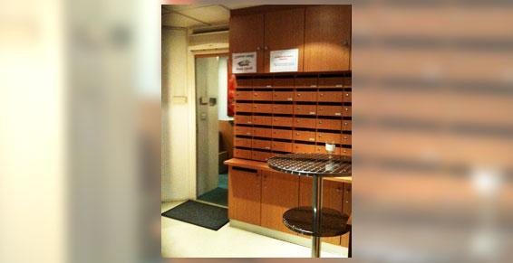 Location de bureaux service courrier Centre d'affaires Perinord à Saint Denis
