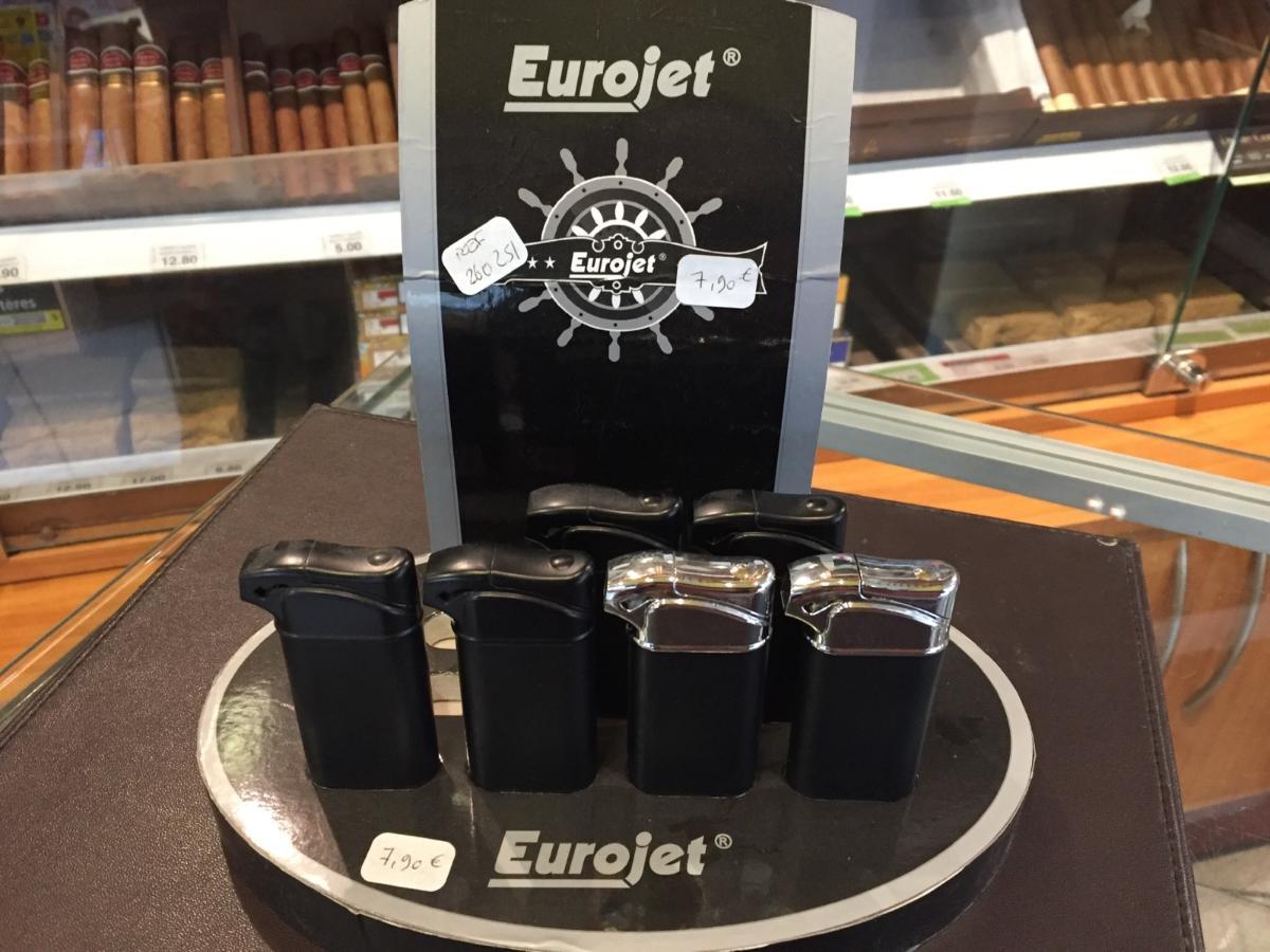 Briquet Pipe Eurojet