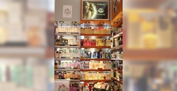 Parfumerie - parfums