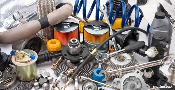 Casses automobiles - Pièces détachées