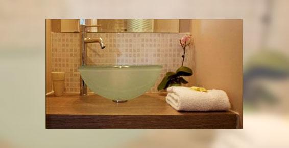 Hôtel - Salles de bains design Buc