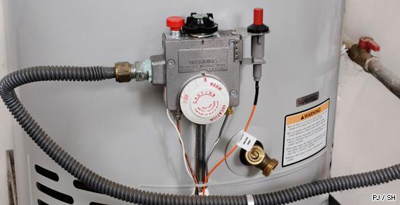 Bruni Sanitaire, réparation de chauffe-eau à Paris 12
