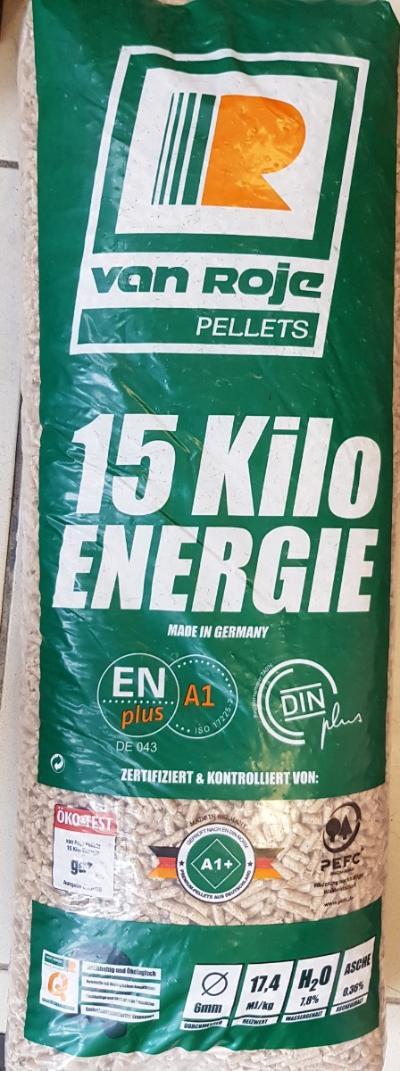 PELLETS DIN+ 100% résineux à partir de 4.50€ ttc par palette de 65 sac