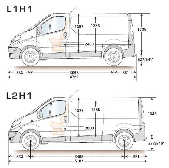 Dimensions de fourgon de déménagement 6 M3 et 5322M3  Dimensionslocation  Briançon et Embrun Reanault .jpeg