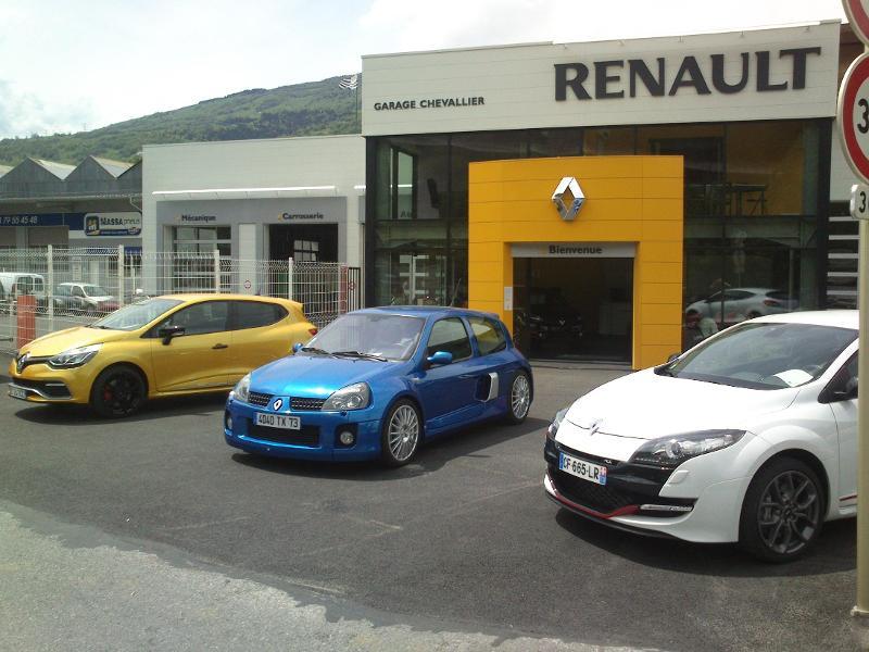 Garage Chevallier - Bourg St Maurice