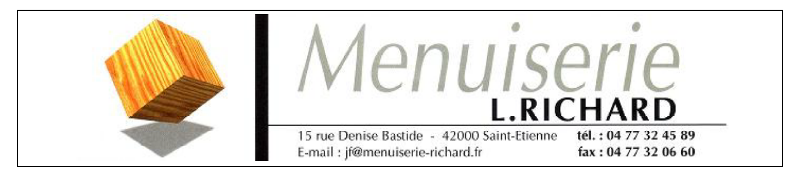 Menuiserie L. RICHARD