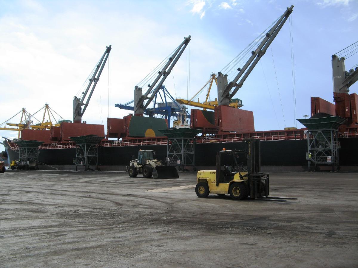 Le Port - Manutention, levage