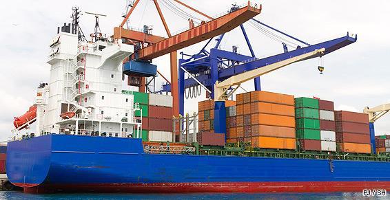 Transport maritime et fluvial - Le Port - COR