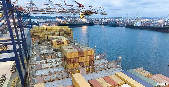 COR Coopérative Ouvrière Réunionnaise - Manutention portuaire
