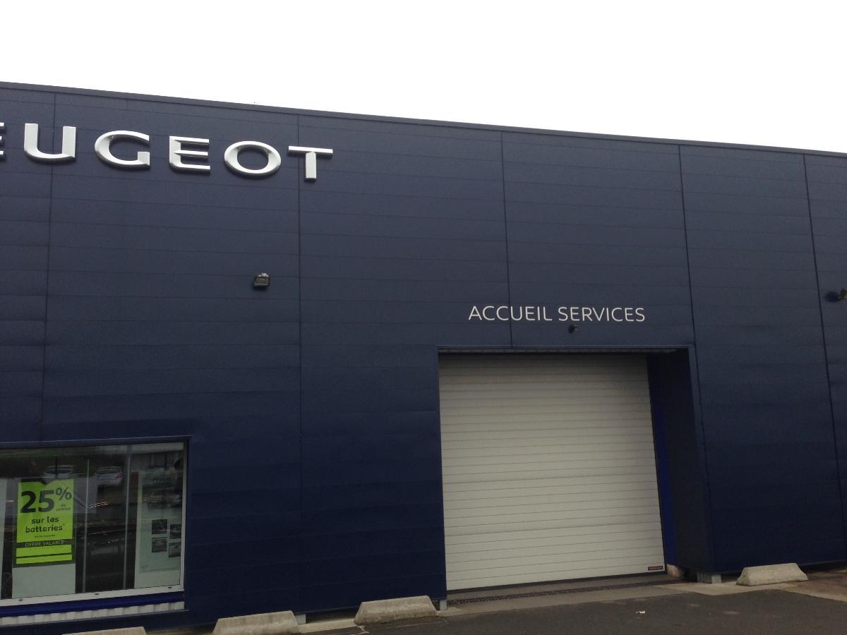 Garage Richard & Doucet - Ingré