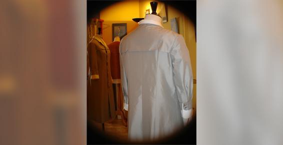 Couture Lisatoki à Saint-Jean-de-Luz (64) propose la confection sur mesure de vêtements masculins